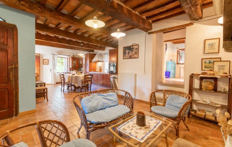 VakantiehuisItalië - Umbrië/Marche: La Casa di Valcerosa  [5]