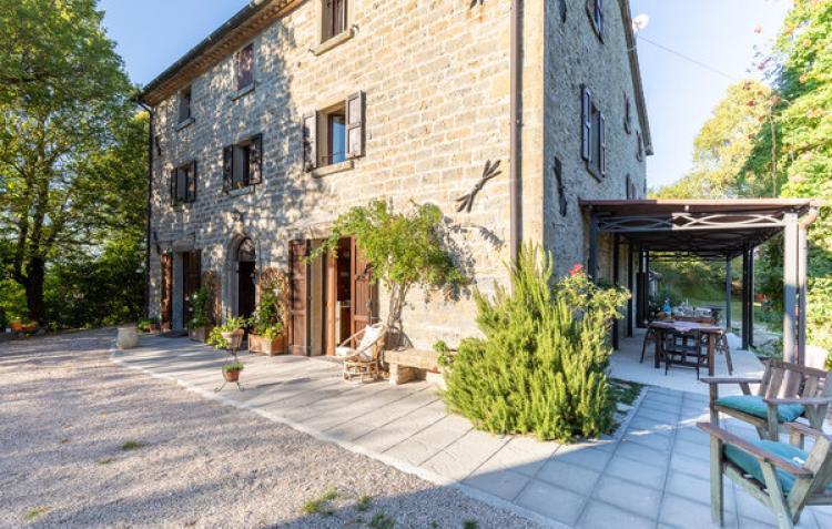 VakantiehuisItalië - Umbrië/Marche: La Casa di Valcerosa  [2]
