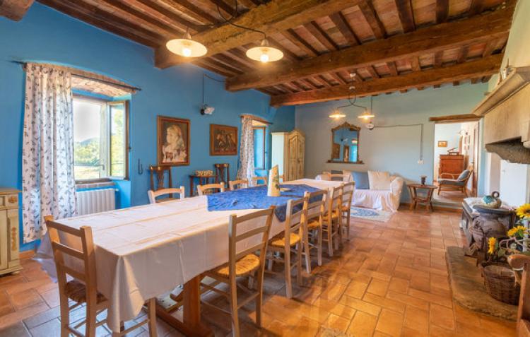 VakantiehuisItalië - Umbrië/Marche: La Casa di Valcerosa  [3]