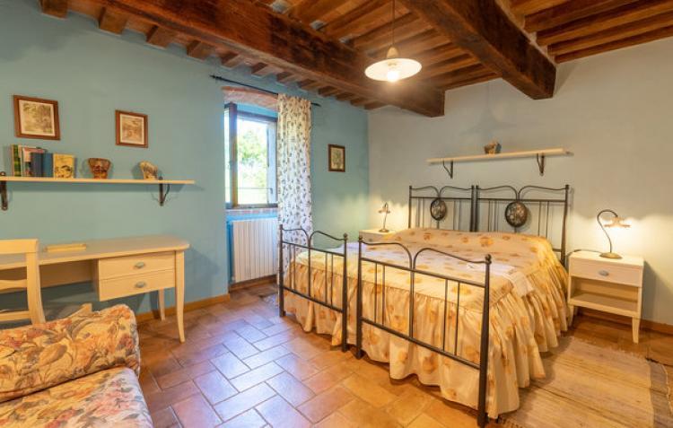 VakantiehuisItalië - Umbrië/Marche: La Casa di Valcerosa  [24]