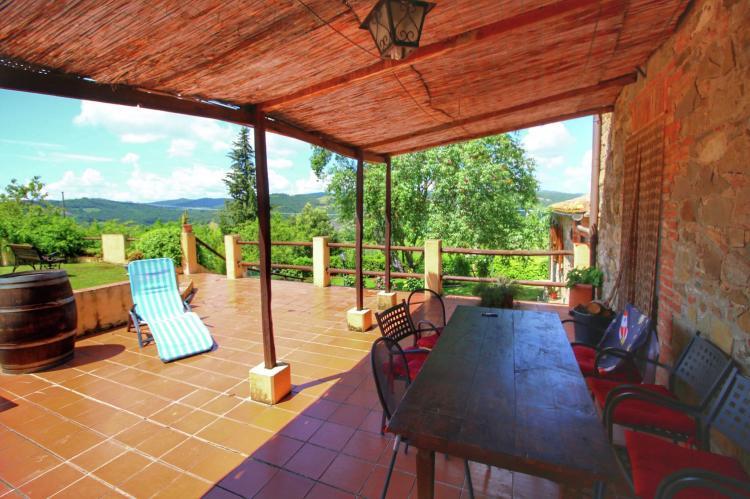 VakantiehuisItalië - Toscane/Elba: Casa Tiglio  [22]