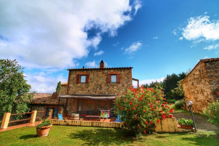 VakantiehuisItalië - Toscane/Elba: Casa Tiglio  [1]