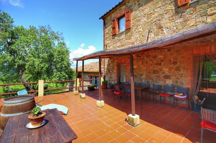 VakantiehuisItalië - Toscane/Elba: Casa Tiglio  [24]