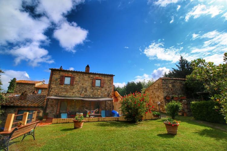 VakantiehuisItalië - Toscane/Elba: Casa Tiglio  [4]