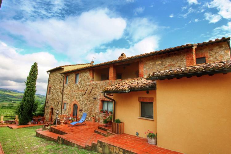 VakantiehuisItalië - Toscane/Elba: Casa Tiglio  [5]