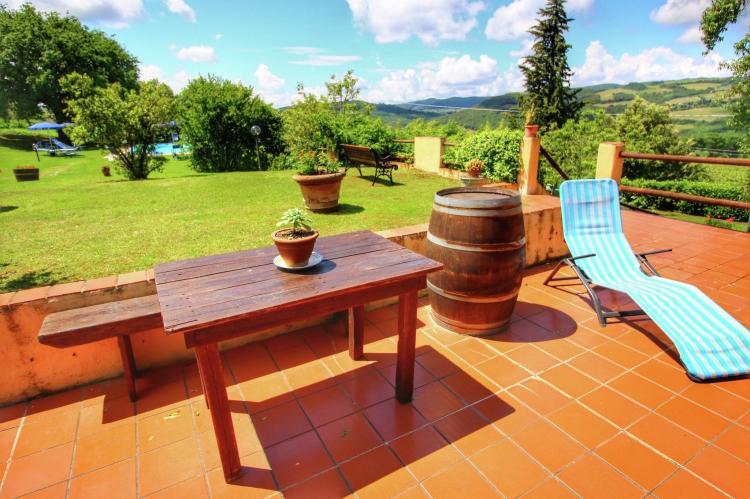 VakantiehuisItalië - Toscane/Elba: Casa Tiglio  [3]