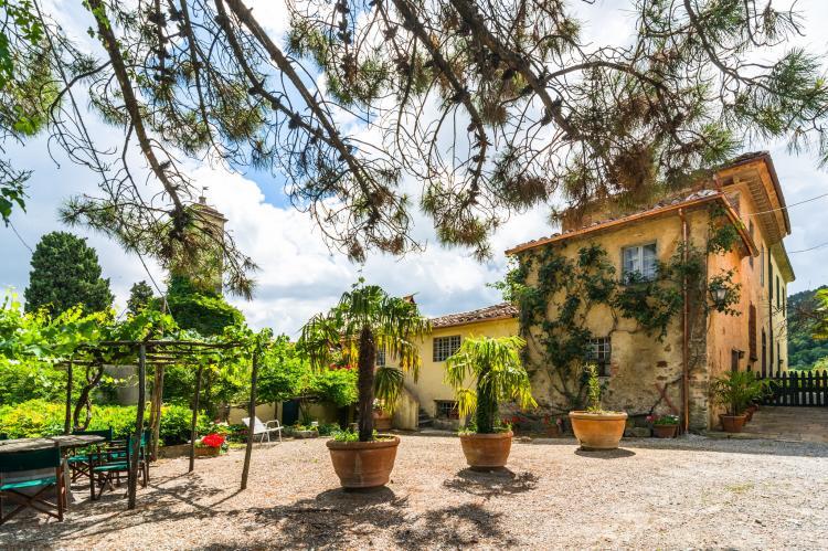 VakantiehuisItalië - Toscane/Elba: Casa Orcio  [2]