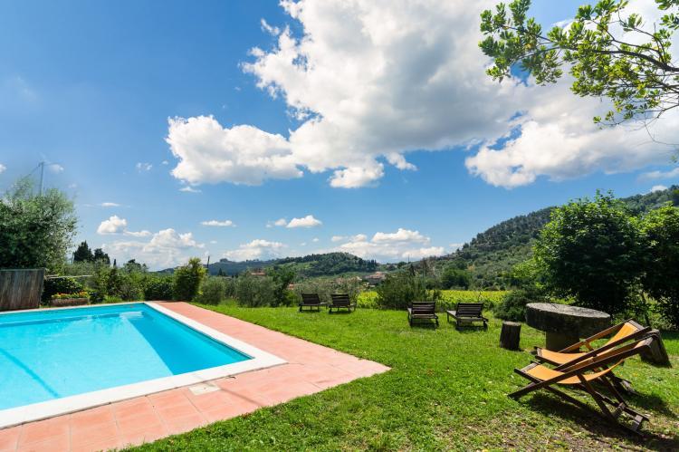 VakantiehuisItalië - Toscane/Elba: Casa Orcio  [6]