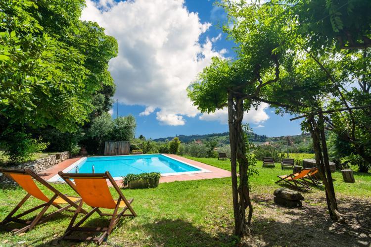 VakantiehuisItalië - Toscane/Elba: Casa Orcio  [5]