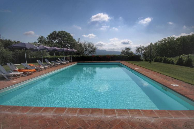 VakantiehuisItalië - Lazio/Rome: Villa Boschetto  [14]