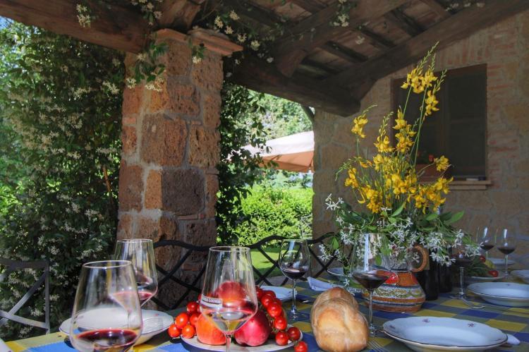 VakantiehuisItalië - Lazio/Rome: Villa Boschetto  [4]
