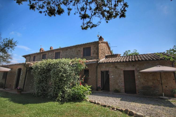 VakantiehuisItalië - Lazio/Rome: Villa Boschetto  [5]