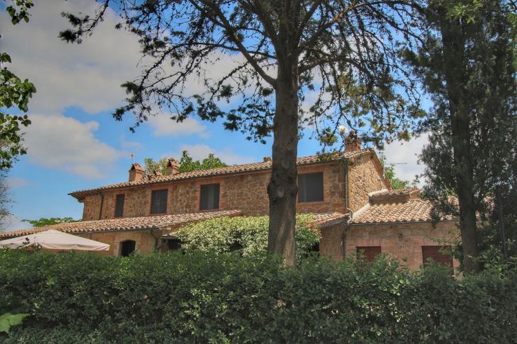 VakantiehuisItalië - Lazio/Rome: Villa Boschetto  [12]