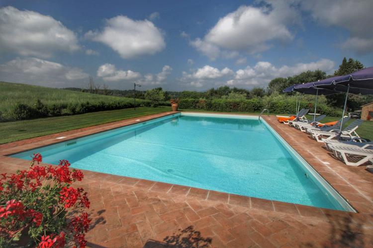 VakantiehuisItalië - Lazio/Rome: Villa Boschetto  [6]
