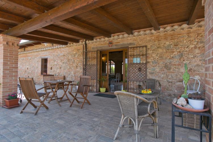 VakantiehuisItalië - Calabrië/Basilicata: Casale tra gli Agrumi  [18]