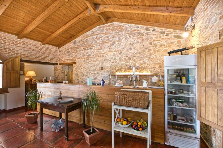 VakantiehuisItalië - Calabrië/Basilicata: Casale tra gli Agrumi  [9]