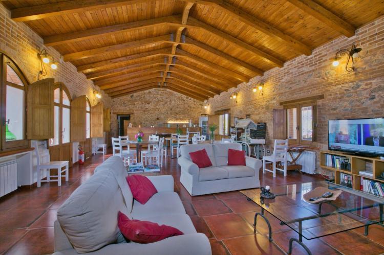 VakantiehuisItalië - Calabrië/Basilicata: Casale tra gli Agrumi  [5]