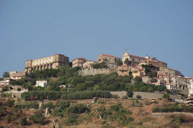 VakantiehuisItalië - Calabrië/Basilicata: Casale tra gli Agrumi  [24]