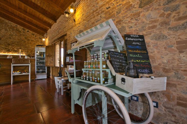 VakantiehuisItalië - Calabrië/Basilicata: Casale tra gli Agrumi  [28]