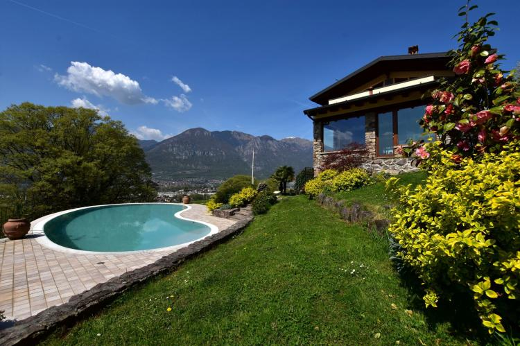Holiday homeItaly - Lake District: Ronco Frati  [1]