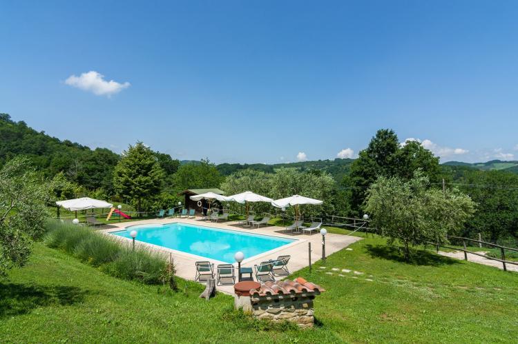 VakantiehuisItalië - Umbrië/Marche: Azalea  [2]