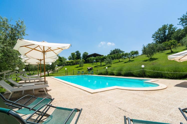 VakantiehuisItalië - Umbrië/Marche: Gelsomino  [1]