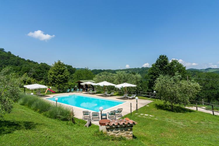 VakantiehuisItalië - Umbrië/Marche: Gelsomino  [8]