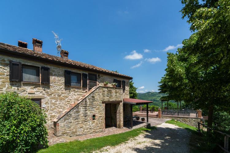VakantiehuisItalië - Umbrië/Marche: Gelsomino  [4]