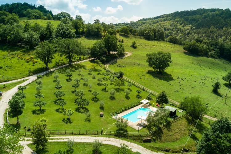 VakantiehuisItalië - Umbrië/Marche: Gelsomino  [10]