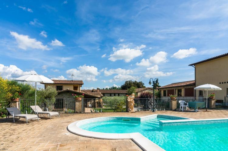 VakantiehuisItalië - Umbrië/Marche: Il Leccio  [8]