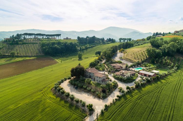 VakantiehuisItalië - Umbrië/Marche: Il Leccio  [2]
