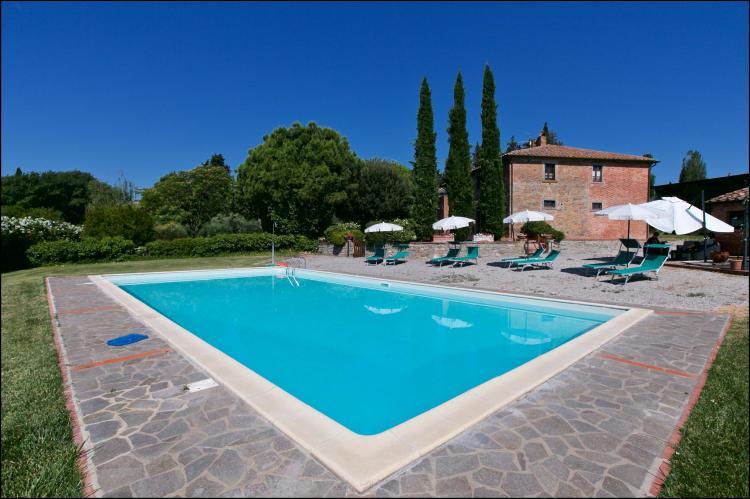 VakantiehuisItalië - Toscane/Elba: Leccio  [2]