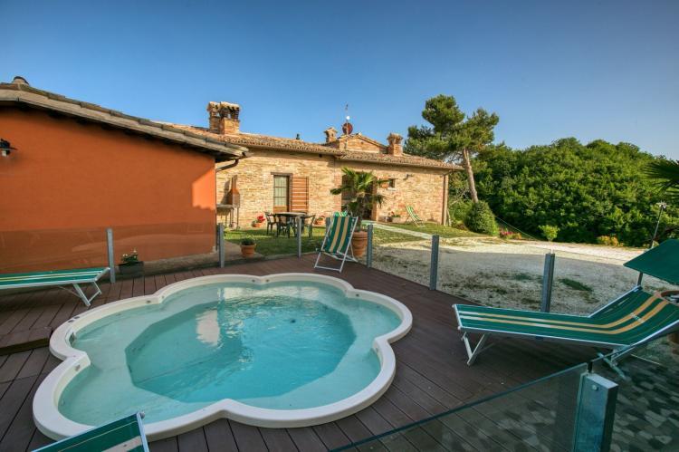 Holiday homeItaly - Umbria/Marche: Borgo Due  [9]