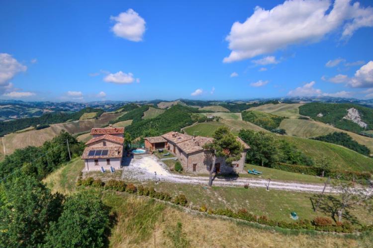 Holiday homeItaly - Umbria/Marche: Borgo Due  [5]