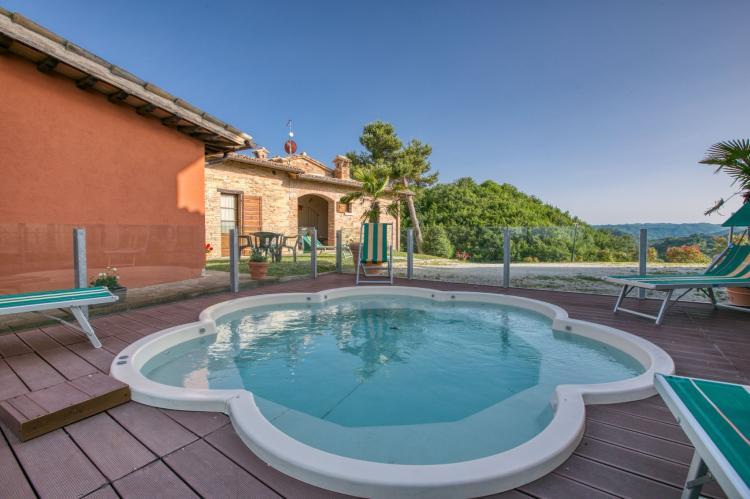 Holiday homeItaly - Umbria/Marche: Borgo Due  [10]