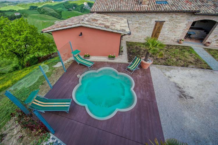 Holiday homeItaly - Umbria/Marche: Borgo Due  [1]