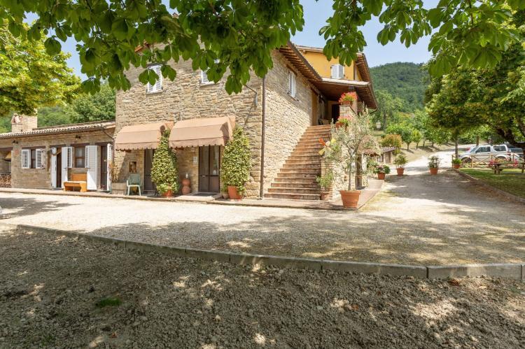 VakantiehuisItalië - Umbrië/Marche: Agriturismo Paradiso Paola  [5]