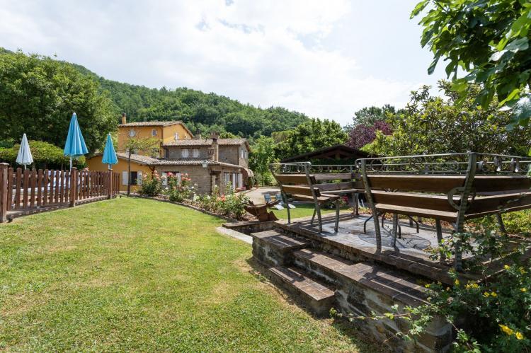 VakantiehuisItalië - Umbrië/Marche: Agriturismo Paradiso Paola  [24]