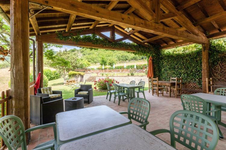 VakantiehuisItalië - Umbrië/Marche: Agriturismo Paradiso Paola  [29]