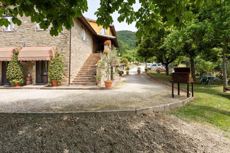 VakantiehuisItalië - Umbrië/Marche: Agriturismo Paradiso Paola  [9]