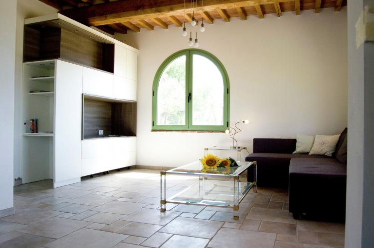 VakantiehuisItalië - Toscane/Elba: Sparsa Girasole  [4]