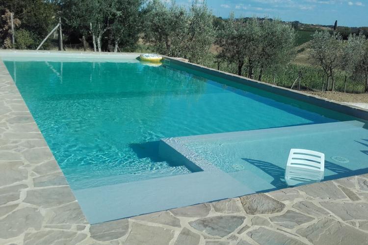 VakantiehuisItalië - Toscane/Elba: Sparsa Girasole  [1]