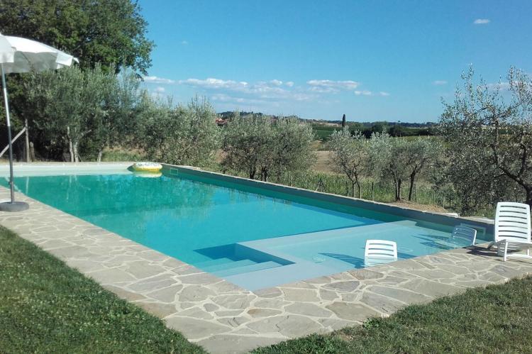 VakantiehuisItalië - Toscane/Elba: Sparsa Girasole  [9]