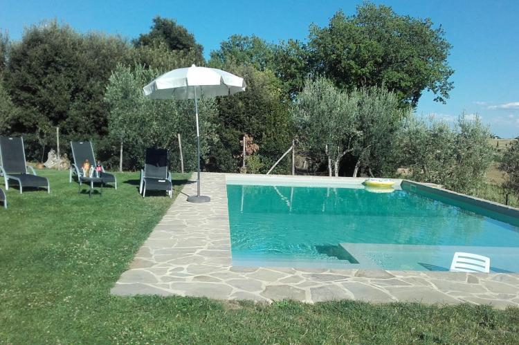 VakantiehuisItalië - Toscane/Elba: Sparsa Girasole  [8]