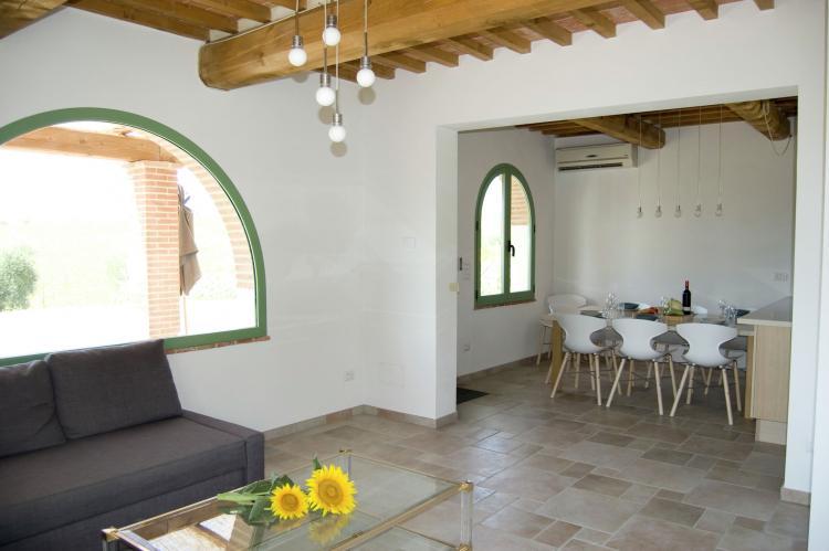 VakantiehuisItalië - Toscane/Elba: Sparsa Girasole  [13]