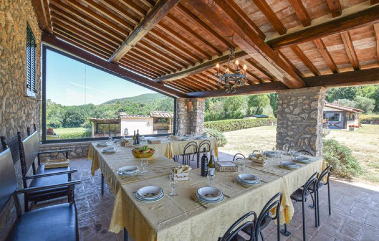 VakantiehuisItalië - Umbrië/Marche: Narni cottage  [7]