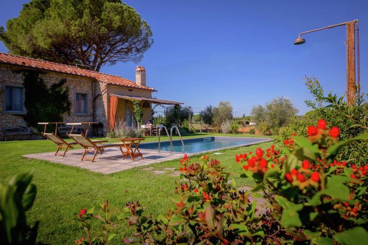VakantiehuisItalië - Toscane/Elba: Villa Rosmarino  [36]