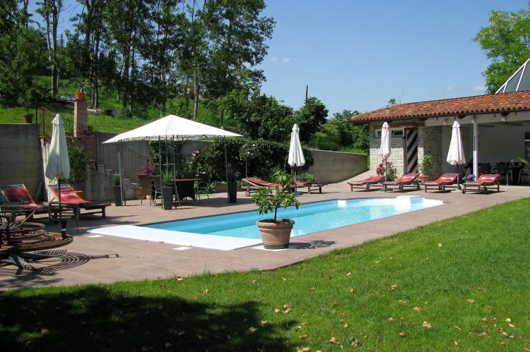 VakantiehuisItalië - Piëmonte: Casa Alba  [4]