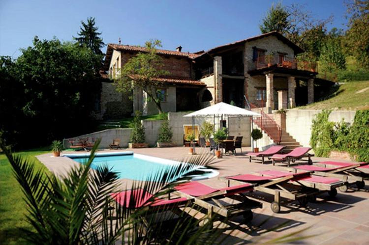 VakantiehuisItalië - Piëmonte: Casa Alba  [5]