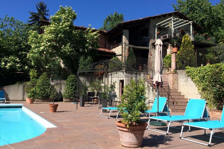 VakantiehuisItalië - Piëmonte: Casa Alba  [3]